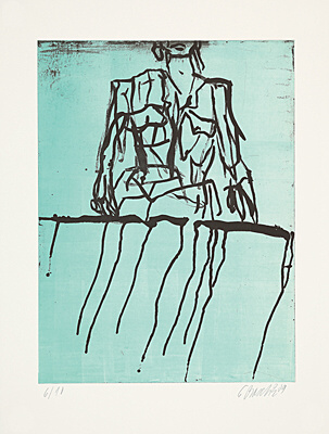 "Georg Baselitz, ""Uniform"""