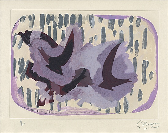 Georges Braque, aus
