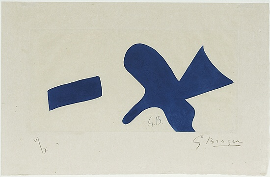 Georges Braque, zu