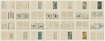 """Max Ernst, """"Maximiliana ou L'Exercise illégal de l'Astronomie"""""""