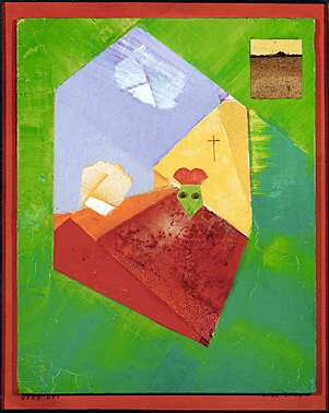 """Max Ernst, """"L´Ecclesiaste"""" - Opus Dei (Der Kleriker)"""