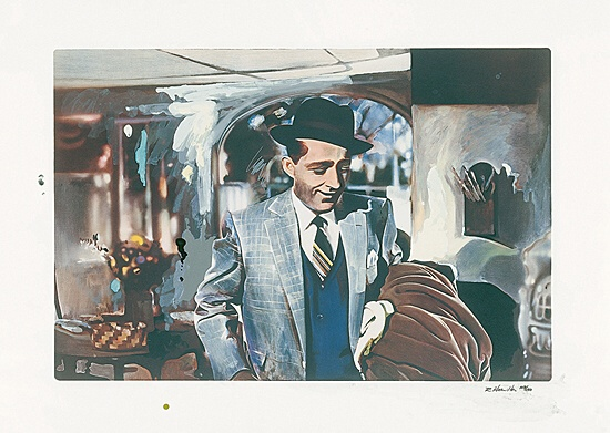 "Richard Hamilton, ""I'm Dreaming of a Black Christmas"", Lullin 082"
