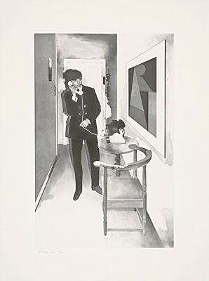 "Richard Hamilton, ""A dedicated follower of fashion"", Lullin 116"