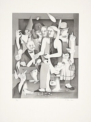 "Richard Hamilton, ""The transmogrifications of Bloom"", Lullin 143"