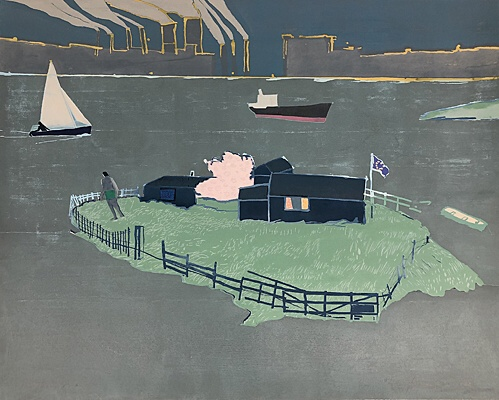 "Tom Hammick, ""Early Morning"""
