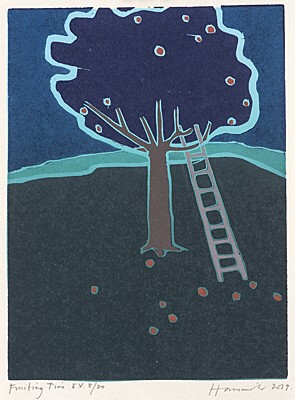 "Tom Hammick, ""Fruiting Time"""
