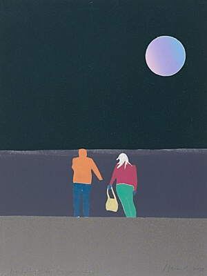 "Tom Hammick, ""Moonlight"""