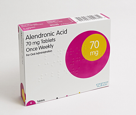 "Damien Hirst, ""Alendronic Acid 70mg Tablets"",  OC10064"