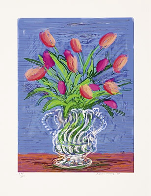 "David Hockney, ""Untitled 346"""