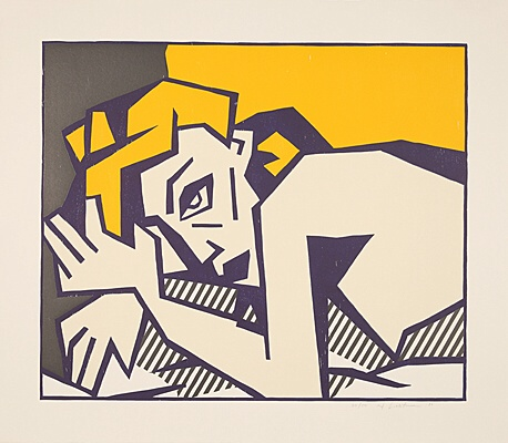 Roy Lichtenstein,