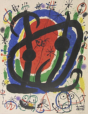 Joan Miró, Mourlot 432