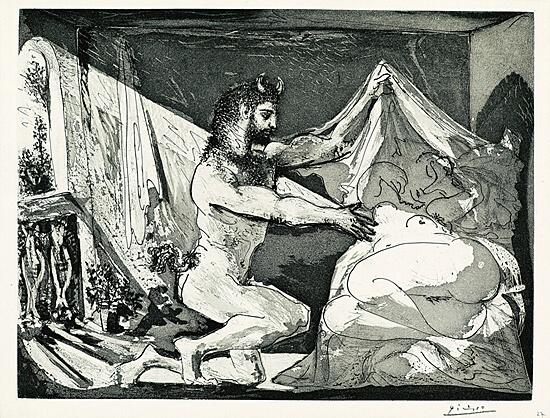 16. Pablo Picasso, Bloch 230, Baer 609 VI B.c.