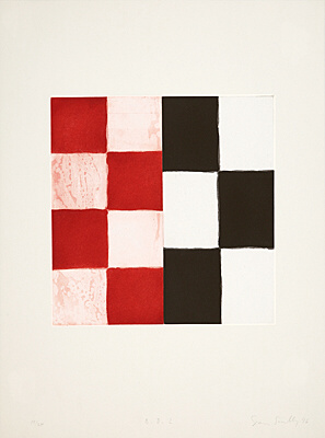 "Sean Scully, ""Barcelona Diptych 2"", Martino 96002"