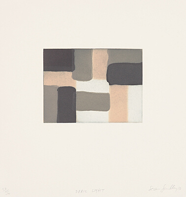 "Sean Scully, ""Doric Light"",  nicht mehr bei Martino"