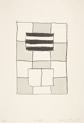 "Sean Scully, ""Long Light"",  nicht mehr bei Martino"