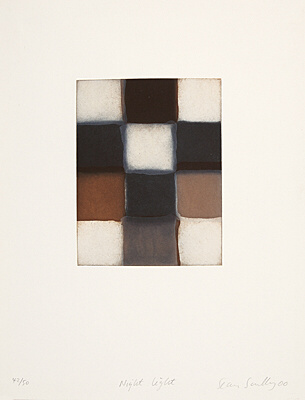 "Sean Scully, ""Night Light"",  nicht mehr bei Martino"