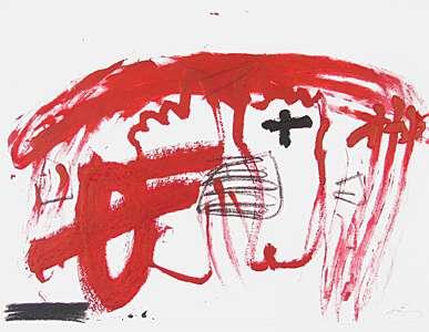 Antoni Tàpies, Galfetti Band IV